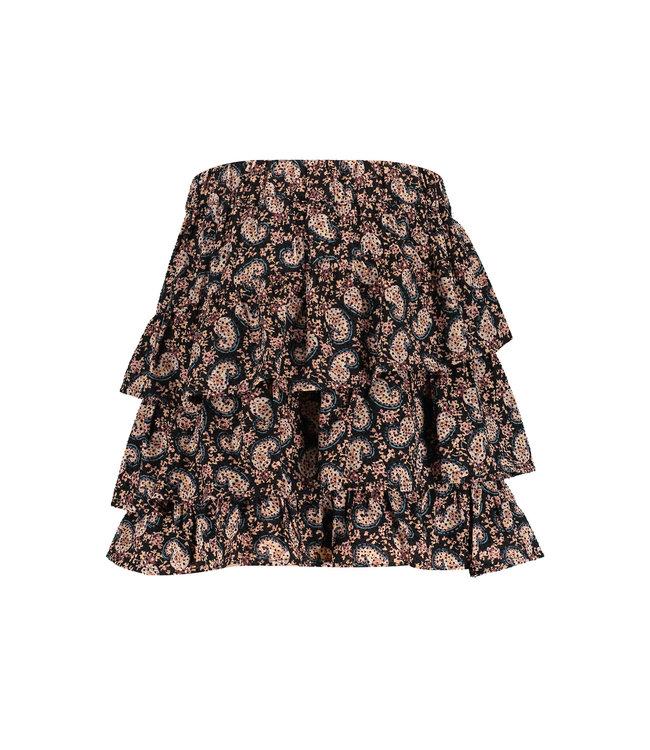 Avy Skirt Paisley Print