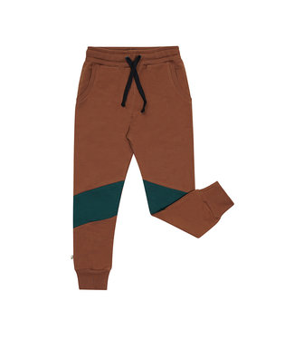 CarlijnQ Backpack - sweatpants (brown) BAC018
