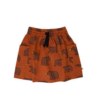CarlijnQ Grizzly - skirt wt pockets GRI075