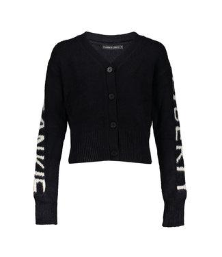 Frankie&Liberty Adele Knit Cardigan 03 BLACK