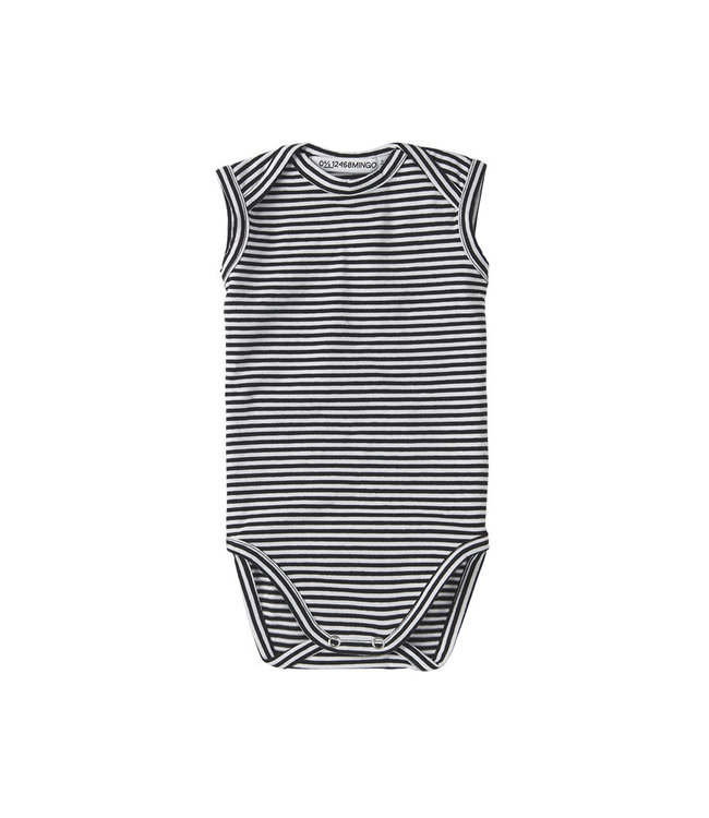 Bodysuit Sleeveless Stripes