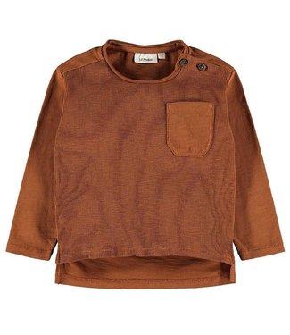Lil Atelier NMMIVAR Longsleeve 13194155 Tobacco Brown