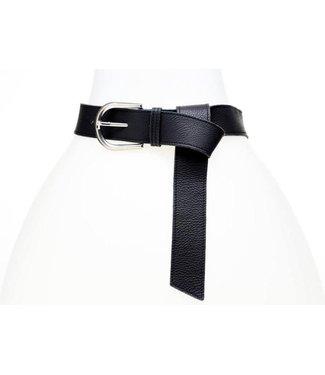 Plain Belt 35627 - black