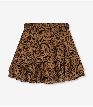 ALIX Tiger head skirt