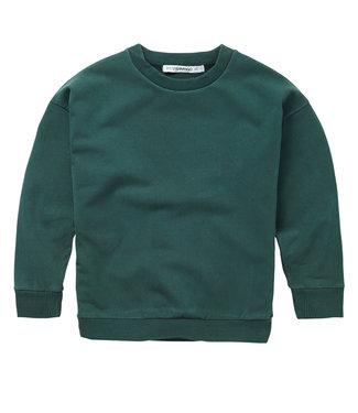 MINGO Sweater Dark Emerald