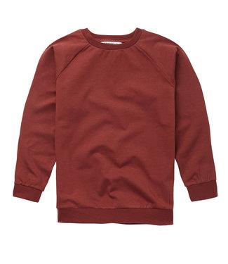 MINGO Long Sleeve Brick Red