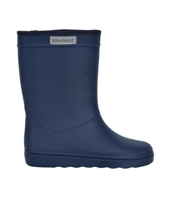 Thermo boots 815062 - Blue Night