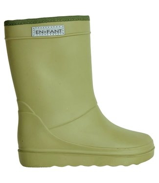 ENFANT Thermo boots 250110 - Dusty Olive