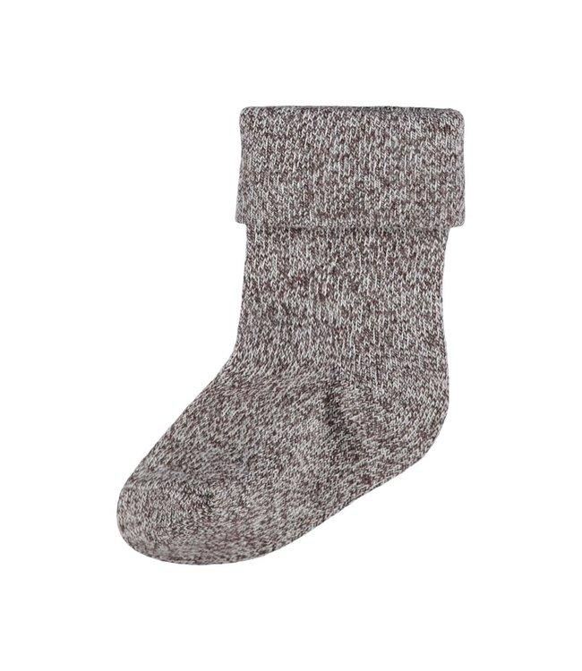 NBMOMAR Sock 13193365 - rocky road