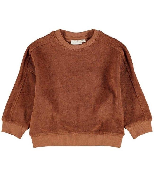 NMMEVALD Sweater 13194156 Tortoise Shell