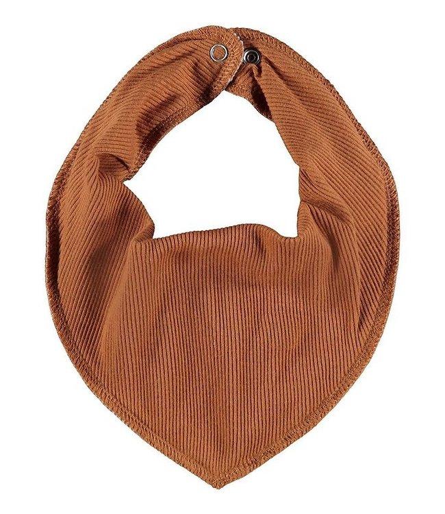NBFNIVA Bib scarf 13195904 Caramel Cafe
