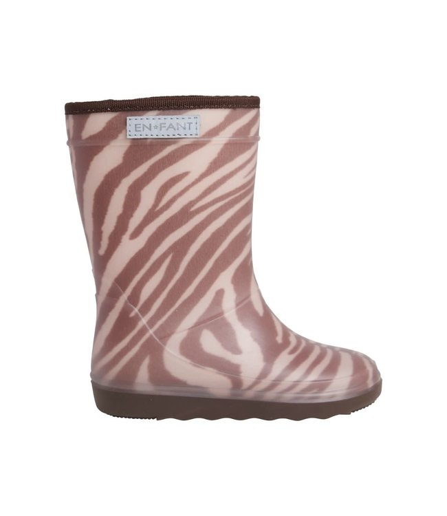 Thermo boots 250110 - Zebra
