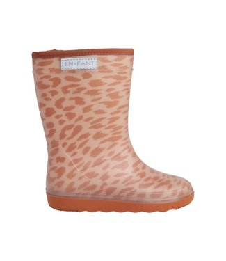 ENFANT Thermo boots 250110 - Chestnut leopard