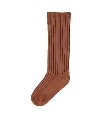Lil Atelier NMFELOVE Knee socks 13194150 Tortoise Shell