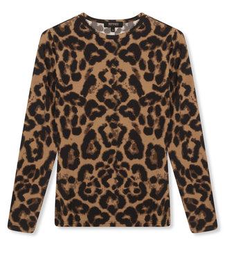 REFINED LORA leopard longsleeve