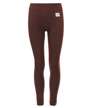 LOOXS leggings 2131-7507-423 Cacao