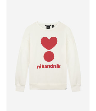 NIK & NIK Valerie Sweater G 8-950 Vintage White