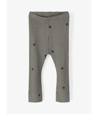 name it NBMDANIEN Legging 13194964 - Castor Gray