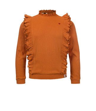 LOOXS t-shirt 2132-7154-222 Dried Mango