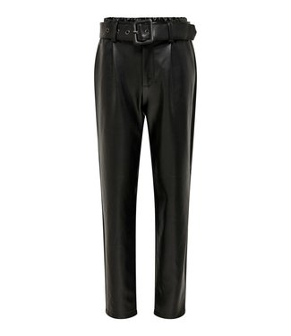 KIDS ONLY KONNANNA HW Belt pants 15240939 Black