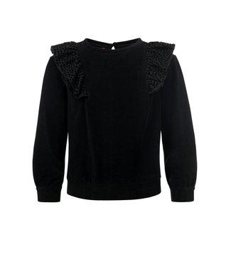 LOOXS sweater 2133-7384-099 black