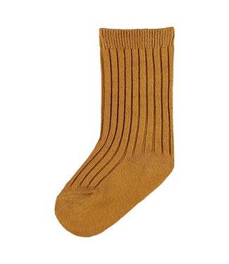 Lil Atelier NBFELOVE Knee socks 13194121 Tortoise Shell