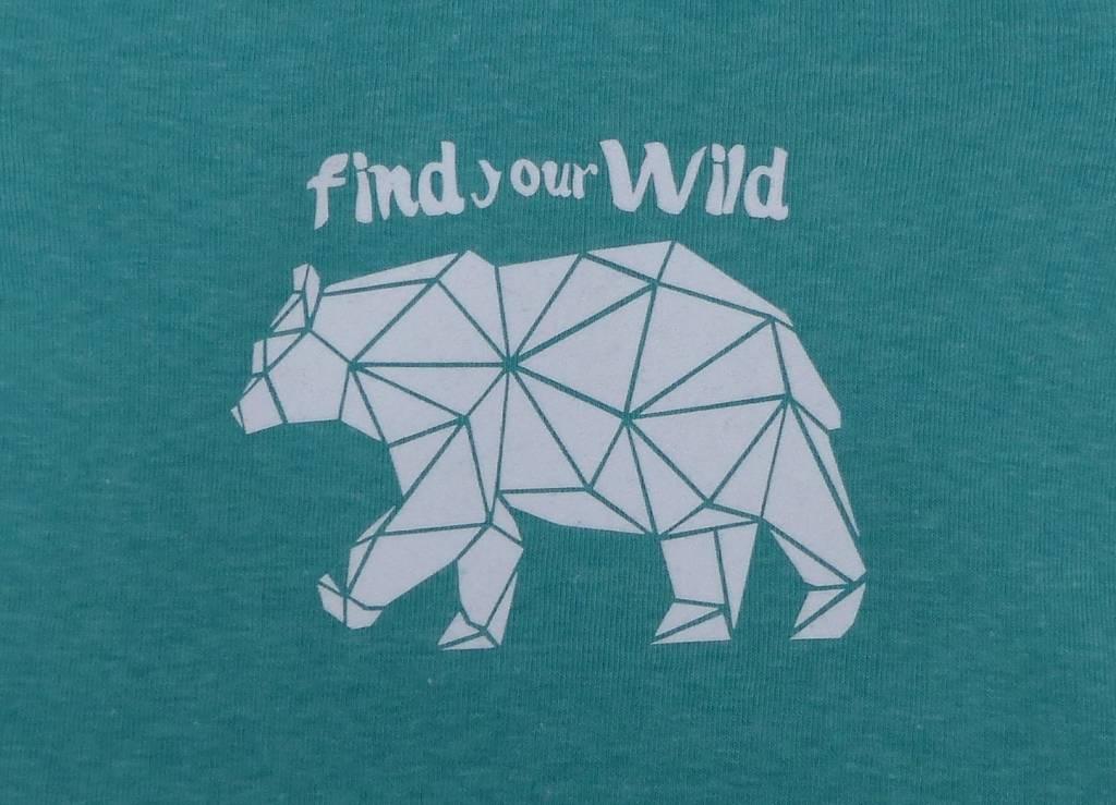 Sweater Find your wild