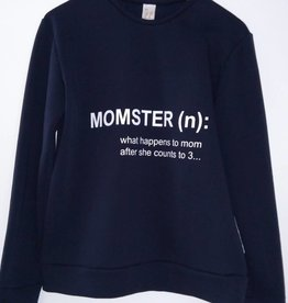 Momster sweater