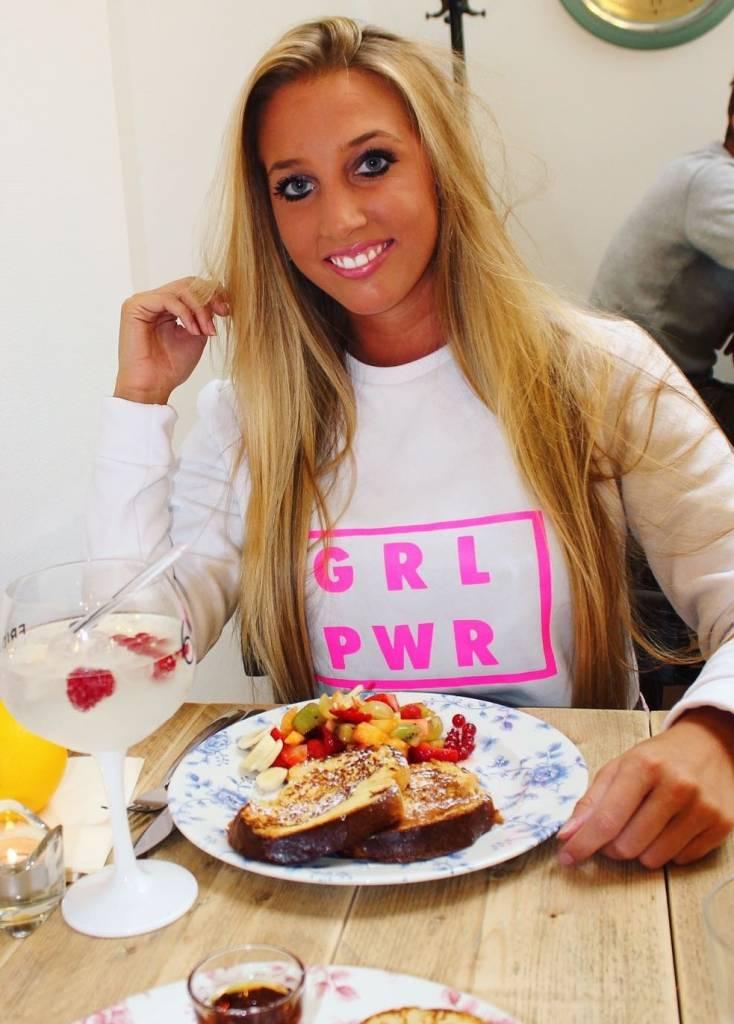Sweater 'Girlpower'