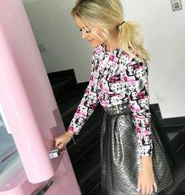 Tricot sweater 'Barbie'
