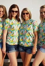 Tropical T-shirt 'Swoop versie'