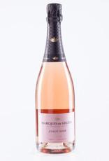 Vins el Cep | Spain | Terra Alta Cava | Marques de Gelida | Rosado | Vintage 2014 | 100% Pinot Noir | 24 months sur lattes, dosage 8 g/l