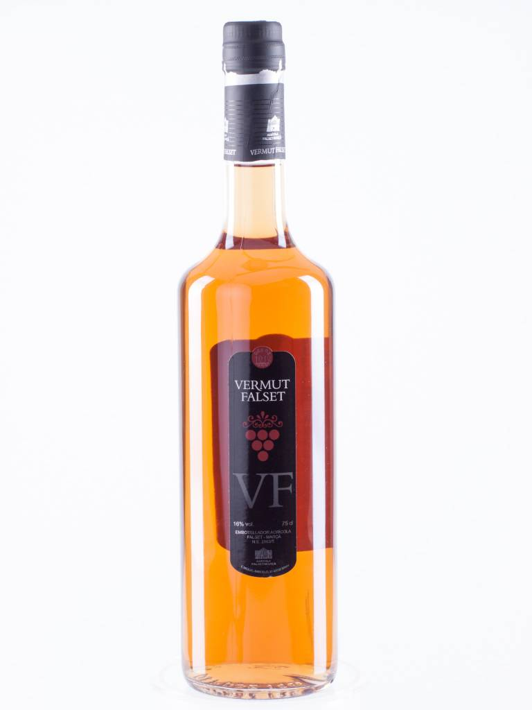 Vermut de Falset | Gran Reserva amber | White | 16% | 750 ml