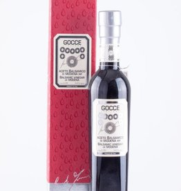 Acetaia GOCCE | 15 years aged Balsamic vinegar | Aceto Balsamico di Modena I.G.P