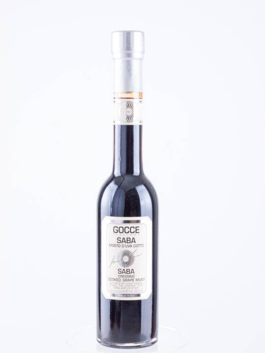Acetaia GOCCE | Italy Acetaia GOCCE | Saba Balsamic Food Dressing