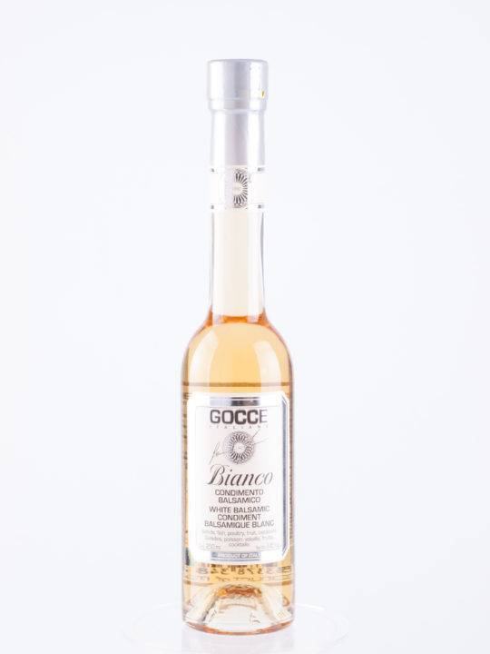 Acetaia GOCCE | Italy Acetaia GOCCE | 5 years aged white Balsamic condiment