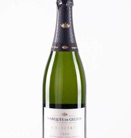 Vins el Cep | Spain | Terra Alta Cava | Marques de Gelida | Brut Nature | Gran Reserva | Vintage 2012 | 36 months sur lattes, dosage 0 g/l, 10% Chardonnay