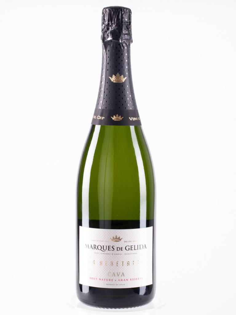 Vins el Cep | Spain | Terra Alta Cava | Clos Gelida | Brut Nature | Gran Reserva | Vintage 2015 | 36 months sur lattes, dosage 0 g/l, 10% Chardonnay