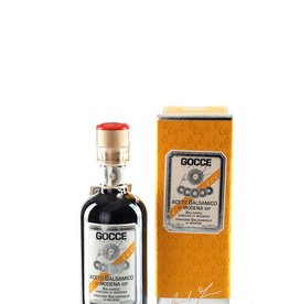 Acetaia GOCCE | 10 years aged Balsamic vinegar | Aceto Balsamico di Modena I.G.P