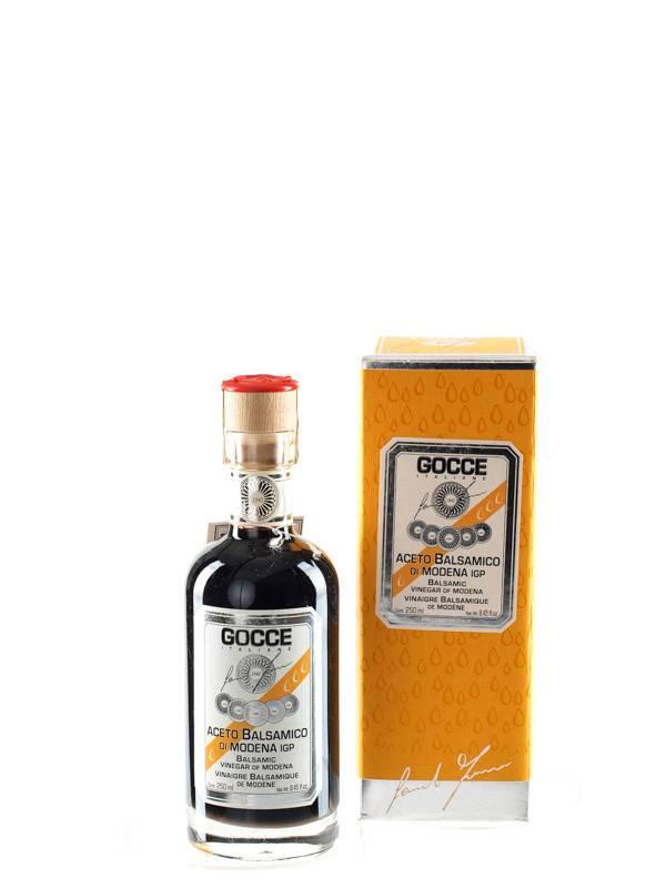 Acetaia GOCCE | Italy Acetaia GOCCE | 10 years aged Balsamic vinegar | Aceto Balsamico di Modena I.G.P