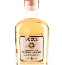 Acetaia GOCCE | Italy Acetaia GOCCE | White Balsamic condiment 5 year | Magnum | 3000 ml
