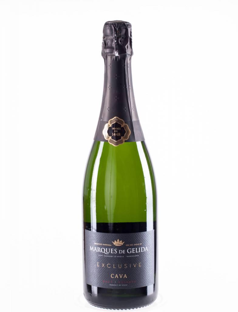 Vins el Cep | Spain | Terra Alta Cava | Marques de Gelida | Exclusive | Brut | Reserva | Vintage 2014 | 36 months sur lattes, dosage 8 g/l, 90% Xarel-Lo 10% Chardonnay