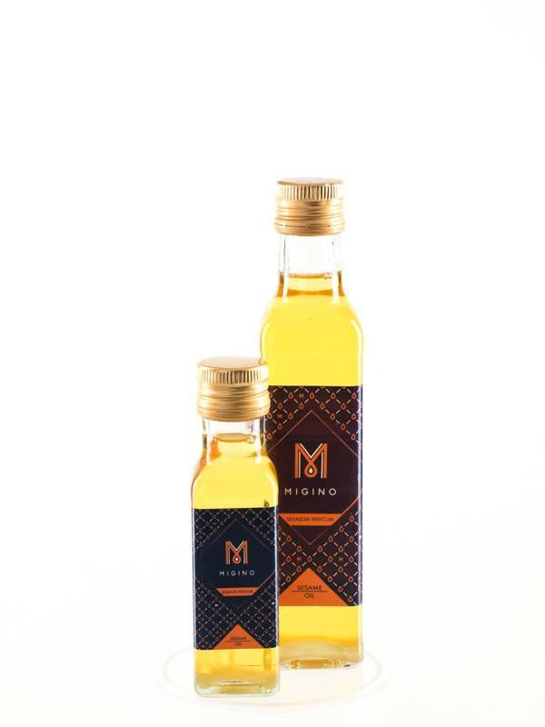 Migino | Hove | Belgium Migino | Sesame oil 250ml