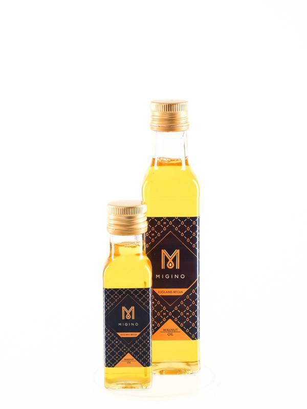 Migino   Hove   Belgium Migino   Walnut oil 500ml