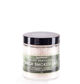 Saltverk Birch Smoked Salt N°05 | 90 gr.