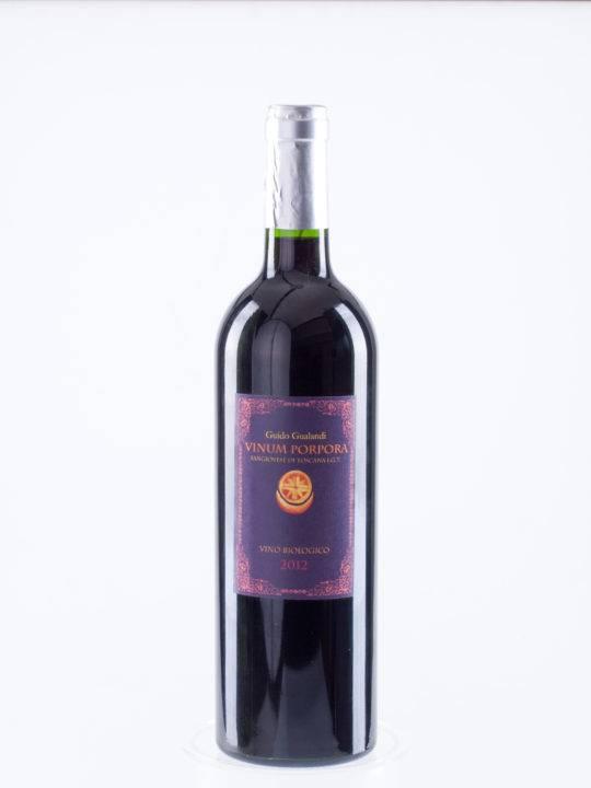 Guido Gualandi | Italy | Tuscany Guido Gualandi | Vini Archeologici | Vinum Porpora 2014 | Sangiovese di Toscana I.G.T.