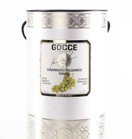 Acetaia GOCCE | White Balsamic condiment 2 year | BIB 3000 ml