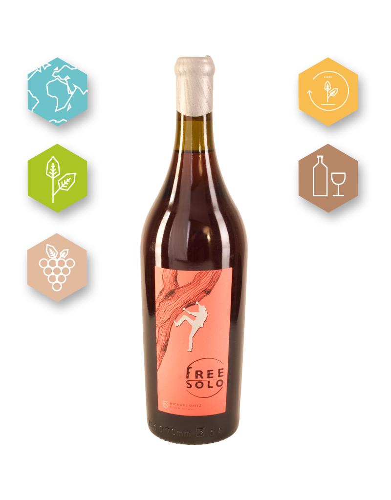 Michael Opitz | Austria | Burgenland Michael Opitz  | Free Solo Trans 2019 | Orange Wine | Östenreichischer Qualitätswein