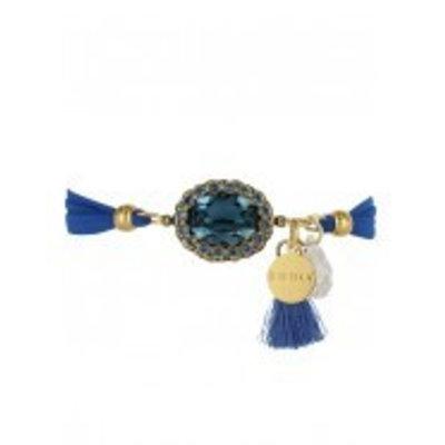 Godly Jewels Bracelet Classic Blue
