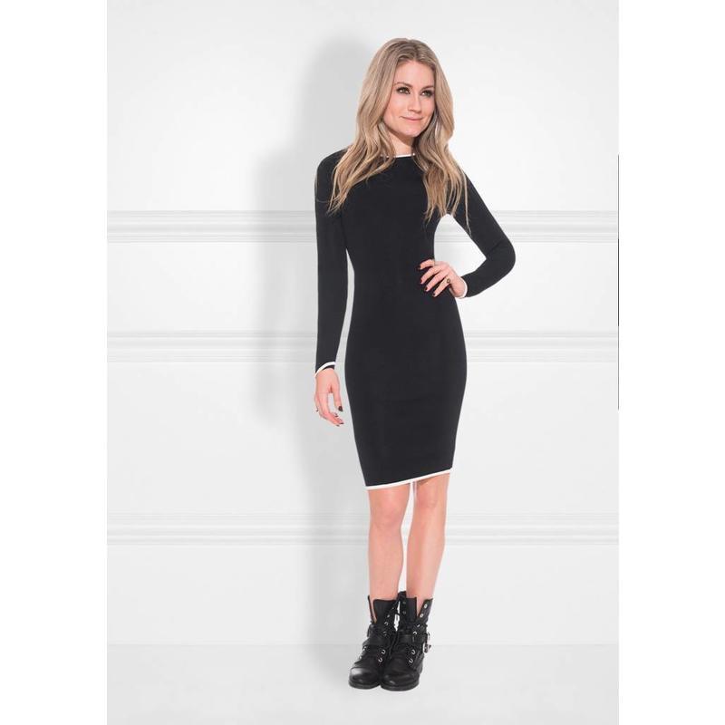 nl Jolie Contrast Dress Nikkie Jaimymode n8wOPk0X